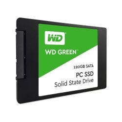 SSD WD GREEN 120GB 2,5' 7MM SATA III 6GB/S WDS120G2G0A