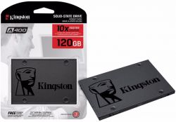 SSD Kingston 120 GB Sata 3 - A400