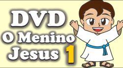 DVD Pendrive 1 - O Menino Jesus