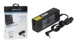 FONTE PARA NOTEBOOK DELL  ULTRABOOK 65W - Marca Best Battery (4,0mm - 1,7mm)